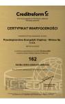 Certyfikat Wiarygodności Płatniczej